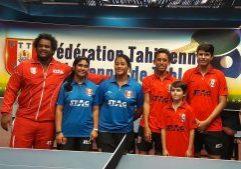 Sélection Oceania Junior 2018