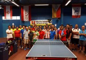 Vème Championnats de Polynésie 2017